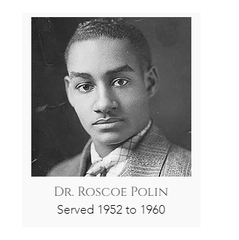 Roscoe Polin, National President of the National Association of Negro Musicians