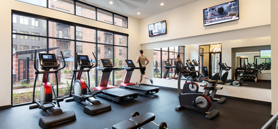 Fitness Center at CityWay