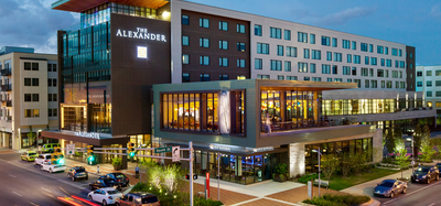 CityWay located in downtown Indianapolis is a mixed-use destination