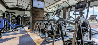 Fitness Center at Aertson Midtown