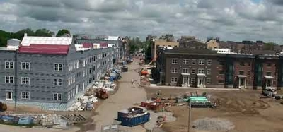 Foundry South Timelapse with Buckingham Construction Services